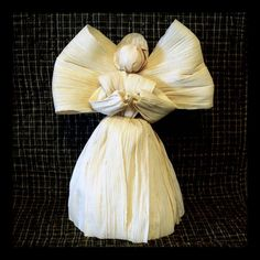 Corn Husk Angel Doll