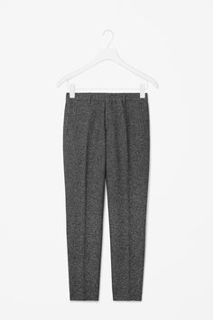 Salt and pepper trousers