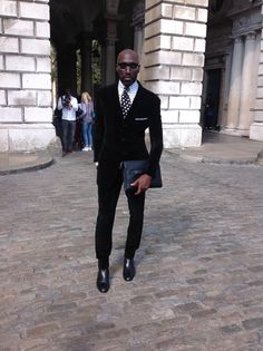 Style inspiration from London Fashion Week 2014