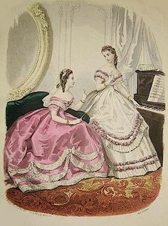 It is interesting to sit down and consider society's view of the piano through previous eras. Nowadays, it is not normal for piano literacy to define you or to be considered the preferred after dinner activity.