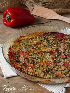 Yummy Vegetable Recipes, Vegetable Dishes, Healthy Recipes, Classic Italian Dishes, Antipasto, Italian Recipes, Side Dishes, Food And Drink, Appetizers