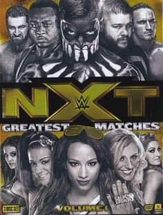 WWE: NXT's Greatest Matches Vol. 1