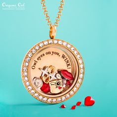 Origami Owl Valentines Day Collection 2016! Shop online at www.mirandamoran.origamiowl.com