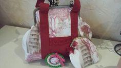 Bolso con boquilla Metal frame purse/bag Donde Nancy Collection