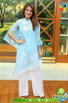 Designer Pants, Designer Dresses, Frock Fashion, Fashion Dresses, Cape Designs, Diy Fashion Hacks, Eastern Dresses, Traditional Gowns, Kurti Styles
