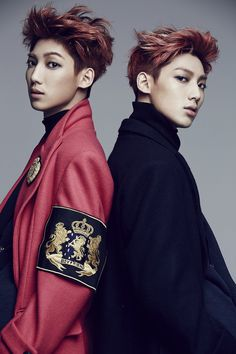 Kwang Min and Young Min Boyfriend - Boyfriend In Wonderland