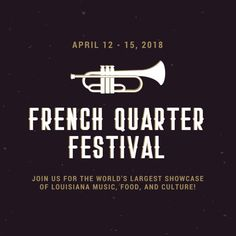 Enjoy the French Market stage from our balcony!