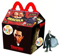 """Dracula"" Happy Meal"