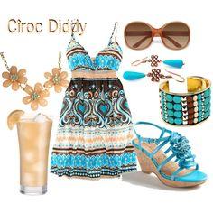 Cîroc Diddy (drink inspired fashion)