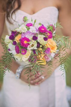 Whimsical Romantic Wedding Inspiration with Michael Anthony Photography