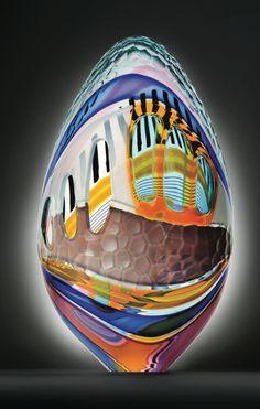 Jeffrey P'an - art glass