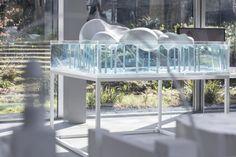 Laurian Ghinitoiu Captures Dreamlike Nature of Junya Ishigami's Work at Fondation Cartier in Paris,© Laurian Ghinitoiu