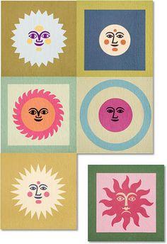 Alexander Girard for FLOR Giveaway at Design Milk