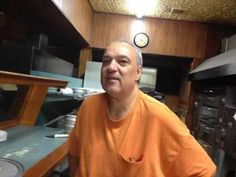 Here's Joe, the owner of Mario's Pizza in Boyertown working in his kitchen. Mario's is located at 159 S. Reading Ave. Boyertown PA 19512. FB http://www.facebook.com/pages/Marios-Pizza-Shop/   Website: http://www.mariospizzarestaurant.com
