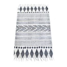 Block matta i gruppen Textil / Mattor / Bomull & Lin hos House Doctor, Interior Styling, Interior Decorating, Kartell, Scandinavian Interior, Home Living Room, Home Textile, Decoration, Rugs On Carpet