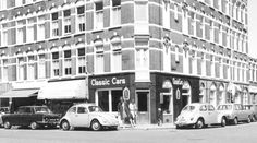 Amsterdam<br />Amsterdam: De Borgerstraat hoek J.P. Heijestraat 1969