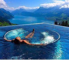 Hotel Villa Honegg Lake Lucerne Switzerland - Tag someone you would like to travel here with! cc: @theluxuryscene Courtesy of @toni_10 by luxurylifestylemagazine