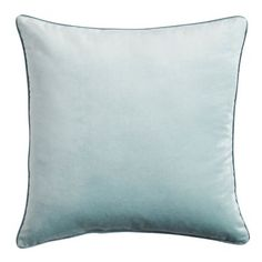 Aqua Throw Pillows, Blush Pillows, Green Pillows, Accent Pillows, Green Bedding, Bed Frame, Plush, Bedroom Ideas, Crafts