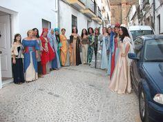 Desfile Medieval en Cortegana