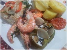 Moinho De Farinha: Cataplana de peixe