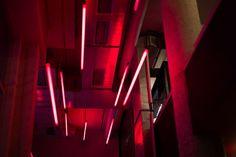 Neon Nights, Light And Space, Graphic Design, Aesthetics, Nightclub, Future, Spaceship, Cities, Content