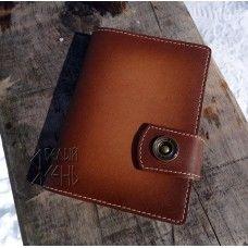 Обложка для документов и паспорта Belyas 11 01 01   Интернет-магазин Белый Ясень