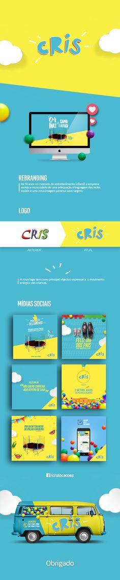 Cris Rebranding on Behance