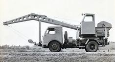 Specjaliści z Polski rodem - historia produkcji pojazdów specjalistycznych Crane, Trucks, Stars, Vehicles, Vans Classics, Poland, Europe, Antique Cars, Truck