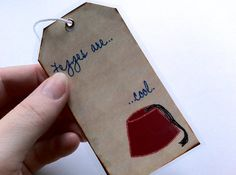 Doctor Who bookmark