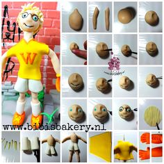 Here is a soccer player pictorial, for a very sportive boy that loves to play soccer. And is also very good at it , xxx Bibi  https://www.facebook.com/bibisbakery.nl #bibisbakery