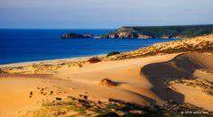 Torre dei Corsari, dune, Sardinia, Sardegna