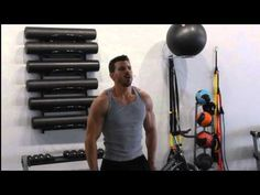 Strength Training Upper Body Workout #9 - YouTube