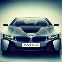 The ultimate machine staring in Mission Impossible! BMW i8!!