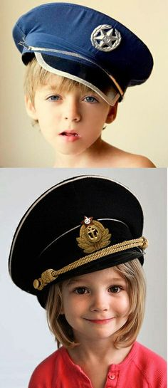 captain Never Grow Up, Creative Kids, Photo Tips, Baby Love, Cute Kids, Little Ones, Captain Hat, Kids Fashion, Costumes