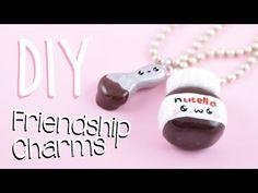 (4) Puzzle Friendship Necklaces! -DIY- | Kawaii Friday - YouTube