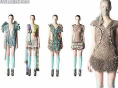Ffion Griffith: Laura Theiss- Incredible knitwear