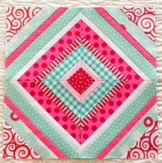 the confused quilter: The Bee-auty Continues!