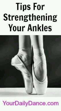 Great ballet tips for strengthening your ankles. If you ever wanna be on pointe Dance Like No One Is Watching, Just Dance, Yoga, Pilates, Ballet Stretches, Dance Technique, Belly Dancing Classes, Dance Tips, Dance Teacher