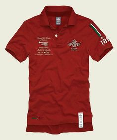 SA001 Macchi MC 72 Agello  100% Made in Italy  Certified Original Italian Product  100% Cotton  Piquet - 210 gr. sq./mt.  Vintage Aviation Department   £59