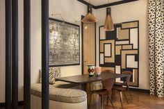 Un bel appartement rénové par Anne-Sophie Pailleret #architecturedinterieur #décoration  #design #renovation #paris #deco