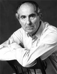 """in photo: Philip Roth...Ben Yagoda on """"The Agony (or Not) of Writing"""""""