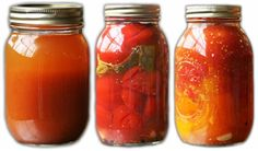 Prepared NOT Scared!: Preserve It . . . Canning Corner - Tomatoes!