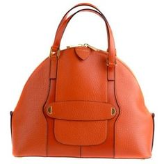 Marc Jacobs Orange Bowery Bag