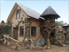 Sculpture House