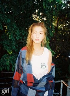 Lee Ho Jung - Vogue Girl Magazine August Issue '15