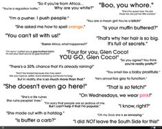Mean girls quotes we continue to quote even in 2012