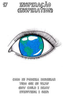 Desenho do Dia #237 - Inktober #17 - Soraia Casal