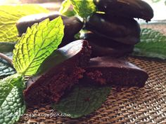 Thin mint cookie recipes that avoids the most common food allergies - find your delicious allergy cookie here!