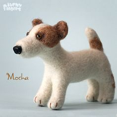 Mocha the Jack Russell (Customised and Adopted)