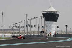 Yas Marina Circuit Abudhabi